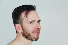 Peter W. 2018 # 45 (just.Luc) Tags: man male homme hombre uomo mann baard barbe barba bart beard portret portrait ritratto retrato porträt gay handsome sexy attractive smile glimlach sourire face gezicht visage gesicht blueeyes yeuxbleus blauweogen