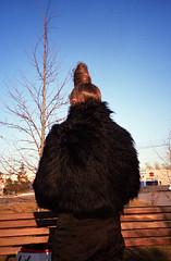 - (Igor Verkhovskiy) Tags: konica big mini 35mm film fujifilm filmforlife filmnotmegapixels filmfeed filmnotdead analogcamera analogfeatures russia siberia krasnoyarsk natural light streetphotography street photography photographersinrussia hair bun black coat