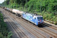 Duisburg - Lotharstrasse 20-08-2019 (Spoorfoto.nl) Tags: trein treinen goederentrein guterzug duisburg lotharstrasse vossloh akiem euro cross rail db cargo thyssen krupp staaltrein br189 br186 br152 br289 oberleitungmesswagen ksw railflex unitcargowittgenstein br295 br193 vectron spoorwegen spoor sporen railway railways