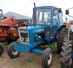 JPV 834V (2) (Nivek.Old.Gold) Tags: 1979 ford 6600 tractor hennessyengineeringco woodbridge cheffins