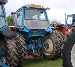 JPV 834V (1) (Nivek.Old.Gold) Tags: 1979 ford 6600 tractor hennessyengineeringco woodbridge cheffins