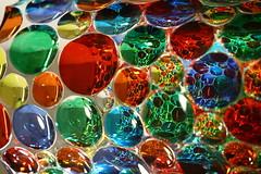 BuBBles (°andre²a°) Tags: canon canoneosr abstract bubbles glas murano italy red green blue orange