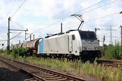 Oberhausen - West 20-08-2019 (Spoorfoto.nl) Tags: cross euro rail railway db cargo duisburg thyssen railways hbf trein spoor spoorwegen treinen sporen krupp ksw br152 akiem vectron br189 goederentrein vossloh guterzug railflex br186 staaltrein oberhausenwest br295 lotharstrasse br193 br289 oberleitungmesswagen unitcargowittgenstein bahnhof oberhausen