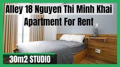 Service Studio room for rent in District 1 - Alley 18 Nguyen Thi Minh Khai street (livinginsaigonnet) Tags: service studio room for rent district 1 alley 18 nguyen thi minh khai street