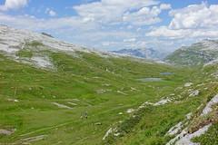 Hike to Désert de Platé (*_*) Tags: 2019 summer ete august afternoon hiking loop circuit mountain montagne nature randonnee trail sentier walk marche desertdeplate giffre faucigny flaine france europe alps hautesavoie 74 savoie