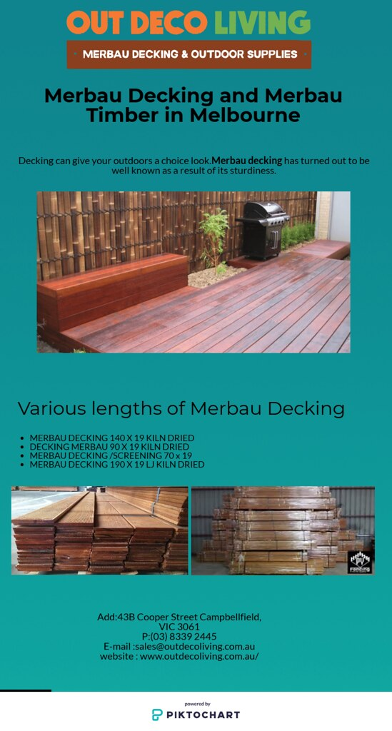 Merbau Decking