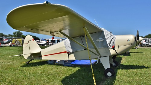 Flickriver: Most interesting photos from Piper PA-22 Tri