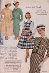 Sears Spring/Summer 196020190819_21185184 (barbiescanner) Tags: vintage retro fashion vintagefashion 60s 60sfashions 1960s 1960sfashions 1960 sears catalogs patotis janrylander