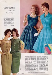 Sears Spring/Summer 196020190819_21185184 (barbiescanner) Tags: vintage fashion 60s sears retro 1960s catalogs 1960 vintagefashion 60sfashions 1960sfashions jessicaford nanarees