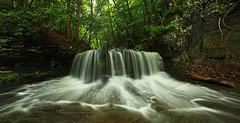 Fan Falls (Matt Champlin) Tags: waterfall waterfalls waterblur life nature landscape adventure hike hiking beautiful pristine pure flx fingerlakes owasco skaneateles niles canon 2019 summer august