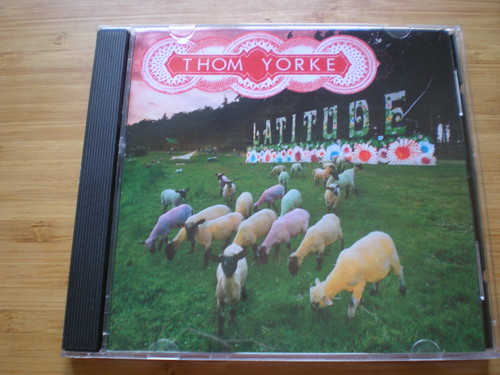 Thom Yorke fan photo