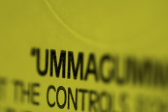 ummagumma (natoilventitremarzo) Tags: pink floyd ummagumma musica color disco colori giallo macro