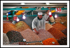 Dried fruits seller (jose_miguel) Tags: jose miguel españa spain espagne panasoniclumixfz50 panasonic lumix marruecos maroc morocco marrakesh marrakech marraquech color colour couleur contraste contrast dried fruits frutos secos secs yamaa el fna jemaa elfnaa rigotag