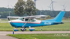PH-KRN   Cessna 182Q Skylane II (Peter Beljaards) Tags: 3000mm phkrn cessna182qskylane cessna 182q skylane nikond5500 7003000mmf4556 aviationphotography lelystadairport ley ehle airplane aircraft