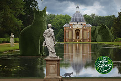 The Topiary Cats visit Wrest Park (Rich Saunders) Tags: thetopiarycat topiarycat richardsaunders surrealist surreal magic fairytale surrealism richardsaunderssurrealist richardsaunderssurreal fantasy fantastic unreal art artist artistic representational hertford hertfordshire popsurrealism technique psychedelic drug drugs sixties seventies 60s 70s saunders richardmsaunders pop dali salvadordali topiary cat feline cats greencat foliage imagination imaginary photoshop montage photomontage photocomposition photographic photograph