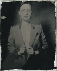 I. ambrotype 8x10 (Bertrand Carrot Film Photographer) Tags: collodion wetplate wetplatephotography wetplatecollodion largeformat largeformatcamera 4x5 8x10