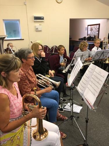 Brass Tracks Summer Concert 2019