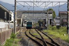 三輪駅 (imp98) Tags: 奈良県 鉄道