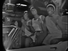MARTHA and THE VANDELLAS...1st  auto MUSIC VID???? (bike-R) Tags: mustang video music motown vandellas the and martha detroit assembly line company motor ford 1960s 1965