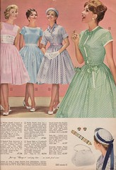 Sears Spring/Summer 196020190819_21185184 (barbiescanner) Tags: vintage retro fashion vintagefashion 60s 60sfashions 1960s 1960sfashions 1960 catalog sears sandybrown