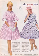 Sears Spring/Summer 196020190819_21185184 (barbiescanner) Tags: vintage retro fashion vintagefashion 60s 60sfashions 1960s 1960sfashions 1960 catalog sears