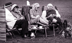 The picnic (Bradverts) Tags: 5059years matureadult people adult group furniture seat chair bench four five realpeople horizontal saltcotes fylde england europe northerneurope britishculture britishethnicity males females women leisureactivity recreationalpursuit men sitting mediumgroupofpeople agingprocess senioradult clothing uk candid retirement adultsonly