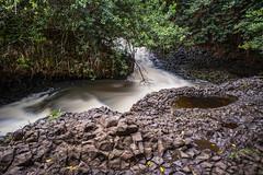 Hoolawa Stream (gpa.1001) Tags: maui hawaii haiku twinfalls