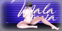 #112 Private Time (llrubyll resident) Tags: blog post mesh avatar secondlife maitreya body fashion hazeel pose naked sex finger art posefair event