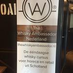 The Whisky Ambassador - 18 maart 2019