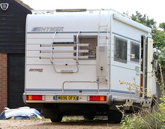 M696 OFX (Nivek.Old.Gold) Tags: 1995 fiat ducato hymermobil camper 2800cc diesel
