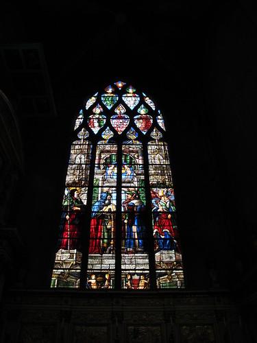 Catedral de Saint Marie - Vidriera 4