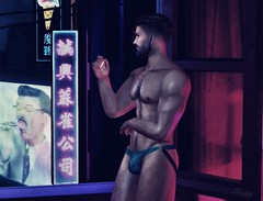 Time To Think (Sɲίper Dayɲ-Vίʅʅota) Tags: thirst jockd male menswear mainstore sexy underwear belleza legacy gay gaymale slblog snipersbits secondlife sniper slblogger sl blog blogger fashion slfashion gaysl