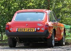 BER 149V (Nivek.Old.Gold) Tags: 1979 mgb gt 1798cc