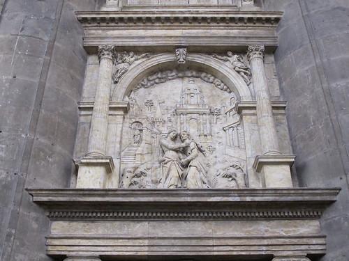 Catedral de Saint Marie - Relieve 2