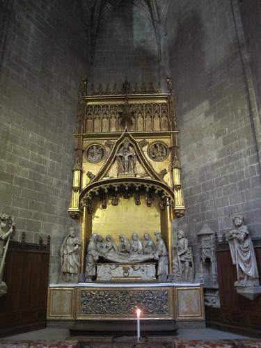 Catedral de Saint Marie - Retablo 3