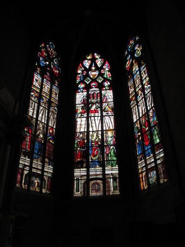 Catedral de Saint Marie - Vidrieras 5