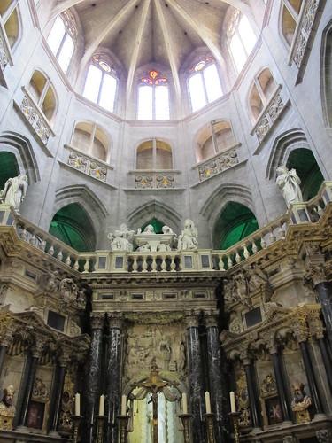 Catedral de Saint Marie - Interior desde el coro