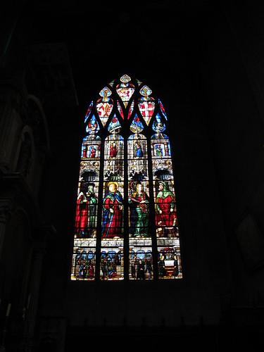 Catedral de Saint Marie - Vidriera 5