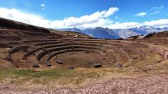Cusco - Sacred Valley - Pisac (Pavlov'sDog) Tags: peru sacred valley sacredvalley valle sagrado inca imperio montaña empire mountain pisac siembra terrazas terrace