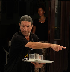 Jerez201908170285FR (Allan Rostron) Tags: jerezdelafrontera spain waiters bars