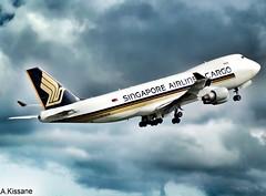 Singapore Cargo B747 9V-SFM (Adrian.Kissane) Tags: aviation flight flying ireland departing sky outdoors 747 boeing freighter airline jumbojet jet plane aircraft aeroplane 32898 9vsfm 1972019 b747 shannonairport shannon cargo singapore