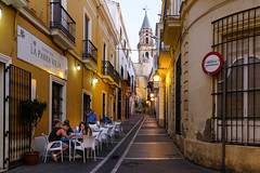 Jerez201908150307FR (Allan Rostron) Tags: jerezdelafrontera spain street cafes bars
