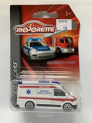 Majorette - SOS Cars - Volkswagen Crafter Ambulance - Miniature Die Cast Metal Scale Model Emergency Services Vehicle (firehouse.ie) Tags: metal vw volkswagen toy toys miniatures miniature model models vehicle majorette emergency ems emt volkswagon ambulances medics ambulancia krankenwagen crafterambulance voiture vehicles vehicule ambulanz ambulanza ambulans vehicules ambulansa