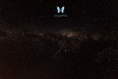 Make a Wish (Blue Morpho Photo) Tags: galaxies poetic astrophotography milkyway magnificent photo stars life space wish shootingstar thinkbig universe philosophical madeawish