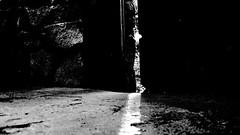 Light and shadow. Monochrome. (ALEKSANDR RYBAK) Tags: монохромный свет тень стена камни солннечный луч утро чёрное белое monochrome shine shadow wall stones sunny ray morning black white