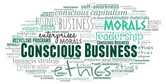 Conscious Business (Ben Taylor55) Tags: conscious business ethics morals leadership enterprises capitalism strategy corporate social responsibility selfawareness recycling programs renewable sustainable materials valuesbased tag tags tagcloud word words wordcloud
