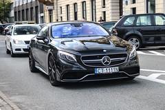 Poland (Torun) - Mercedes-Benz S 63 AMG Coupé C217 (PrincepsLS) Tags: poland polish license plate warsaw spotting ct torun mercedesbenz s 63 amg coupé c217