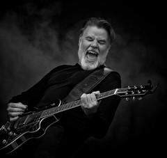 Frontmann (ddimblickwinkel) Tags: nikon tamron d810 konzert concert black white smog bw sw blackandwhite schwarz weiss art bea sänger singer gitarre guitar stage bühne dresden