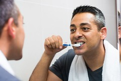 Daily oral hygiene: What you need to do to keep your teeth and gums healthy (kamihoss) Tags: kami hoss oral hygiene toothbrush