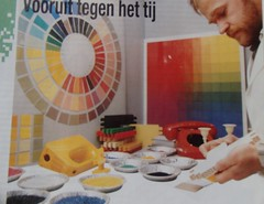 LEGO: DSM (maxx3001) Tags: lego dsm dutch staatsmijnen color sample plastic abs test brick 2x4 state mines 07